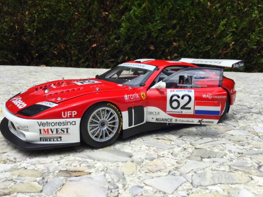 FERRARI 575 GT LM 2004 KYOSHO
