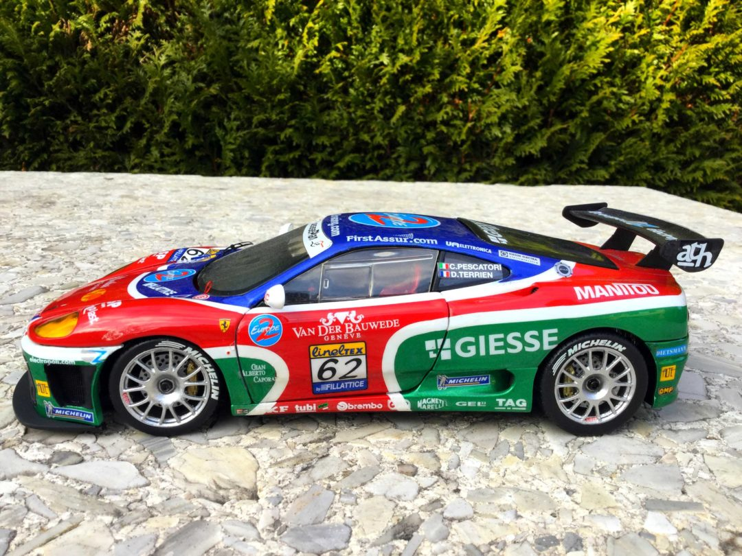 FERRARI 360 GT JMB FIAGT 2001