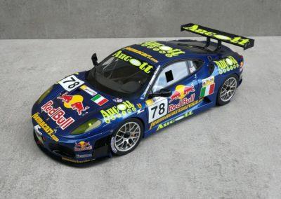 Ferrari F430 GT AF Corse Red Bull LM 2007