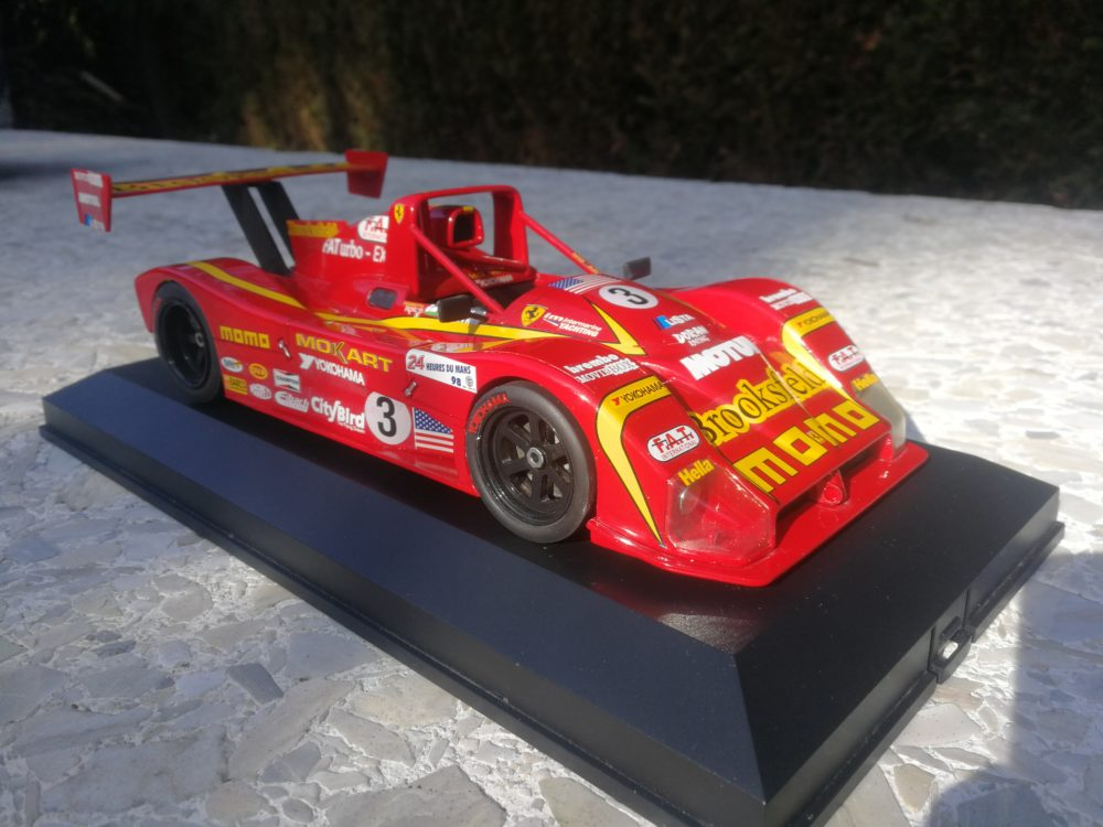 Ferrari 333 Sp Momo Lm 1998 118 Creation Jmg