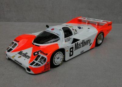PORSCHE 956 MARLBORO LM 1983 1/18
